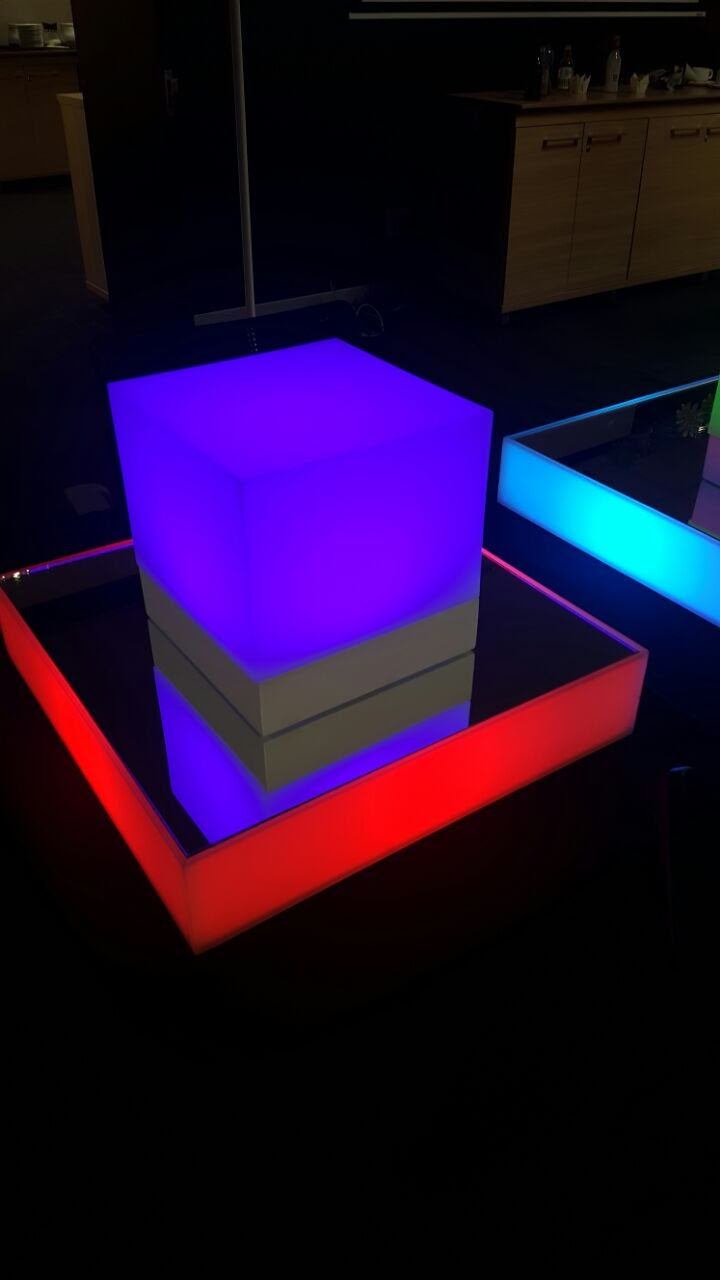 LED Cube Lights